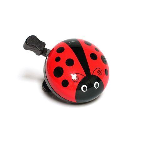 Sonnette Nutcase Bell - Ladybug
