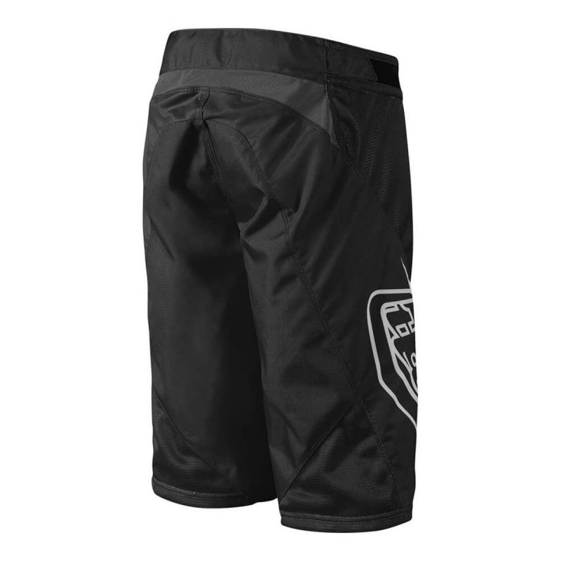 Short Troy Lee Designs Sprint Solid Noir - 1