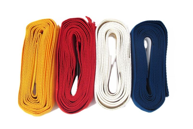 Ruban de cintre Velo Orange Comfy Coton Noir