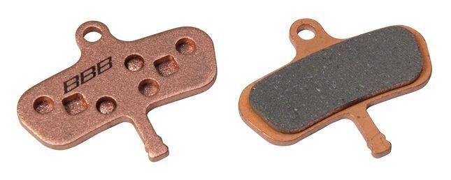 Plaquettes BBB comp. Avid Code métalliques - BBS-44S