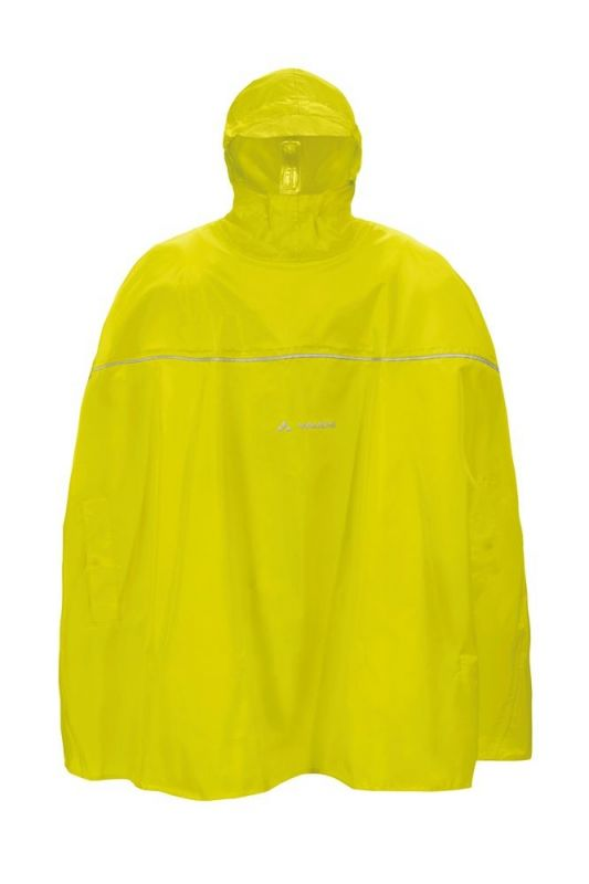 Nouveaux produits 1a9c0 85799 Poncho imperméable enfant Vaude Kids Grody Jaune Lemon