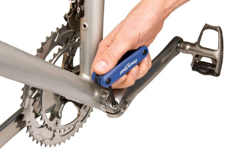 Kit clé allen Park Tool 1,5 à 6 mm - AWS-10 - 3