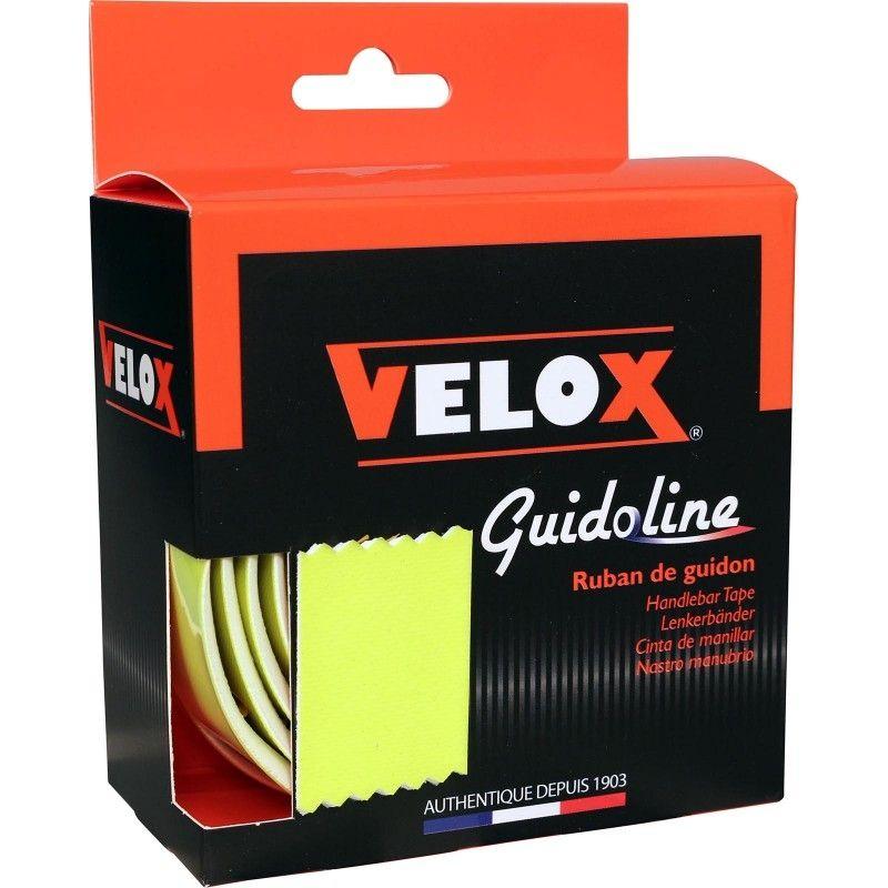 Guidoline VELOX High Grip 3.5 Jaune Fluo