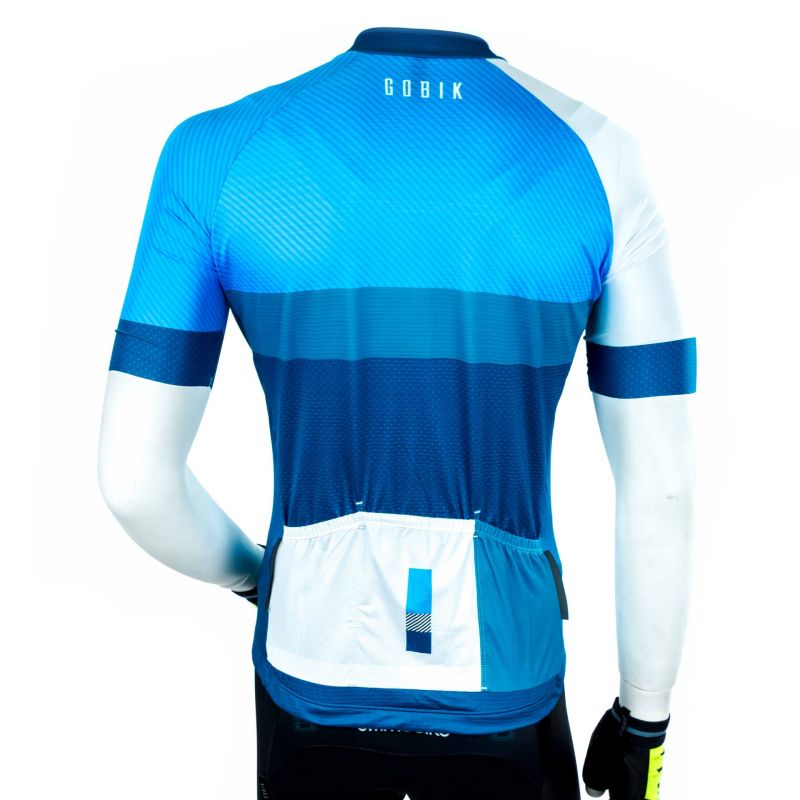 Maillot Ultime Bike Rocket by Gobik Manches courtes - 1