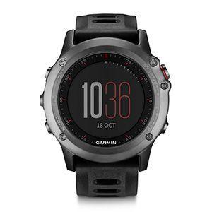 Montre GPS Garmin Fenix 3 (Gray)