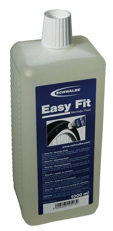 Liquide de montage pour pneu Schwalbe Easy Fit 1 L
