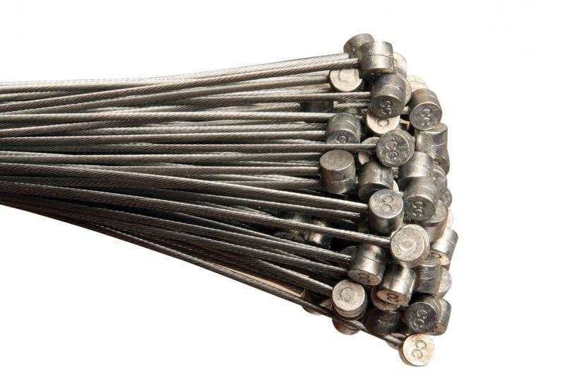Boîte de 100 câbles de frein Massi VTT/VTC 1,5x1700 mm