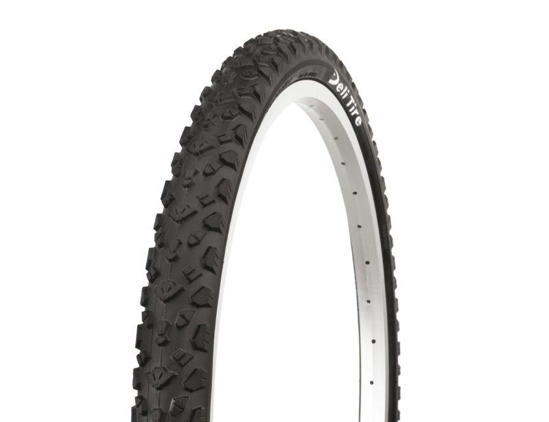 pneu deli tire 26 x s 614 anti crevaison tr noir sur ultime bike. Black Bedroom Furniture Sets. Home Design Ideas