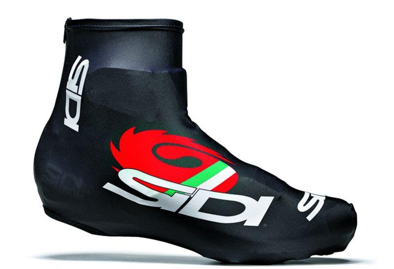 Couvre-chaussures Sidi CHRONO Lycra Noir