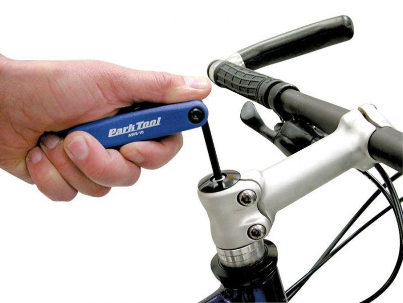 Kit clé allen Park Tool 1,5 à 6 mm - AWS-10 - 2