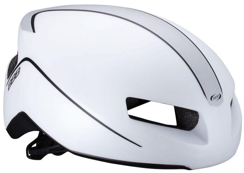 Casque BBB Tithon (Blanc mat) - BHE-08