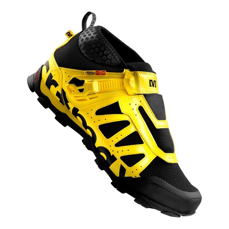 chaussures vtt mavic crossmax jaune mavic noir pi ces. Black Bedroom Furniture Sets. Home Design Ideas