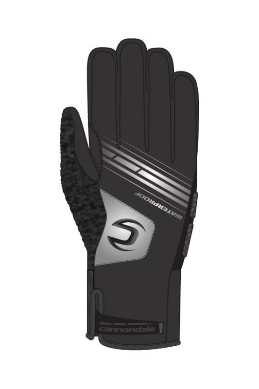 Gants longs Cannondale Performance Thermal Gloves Noir