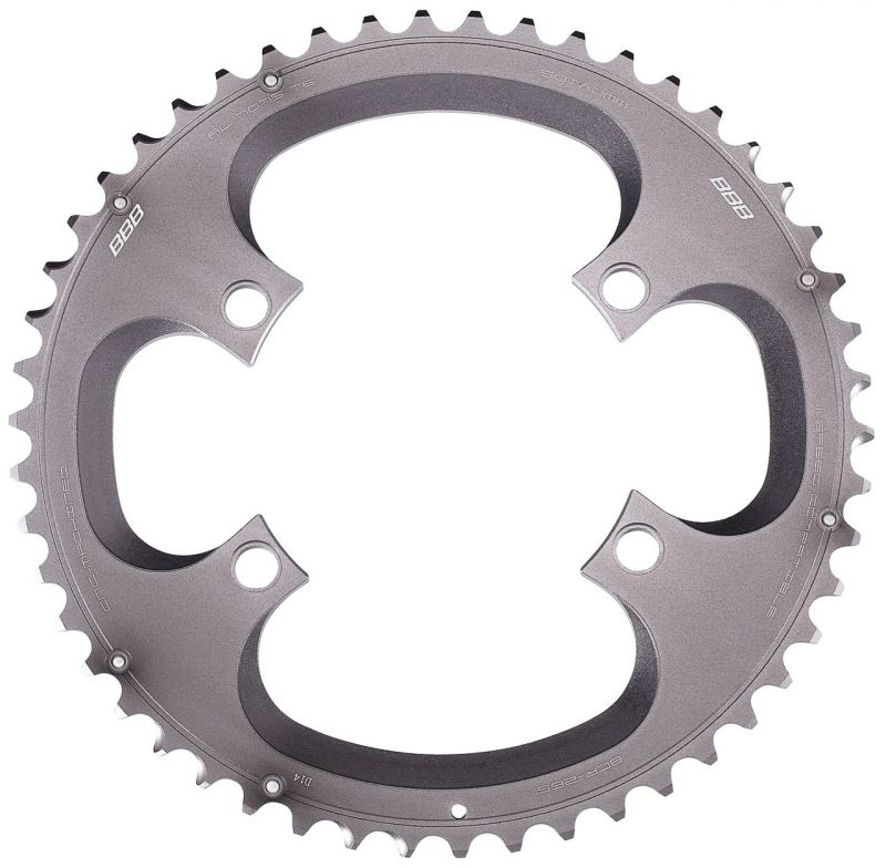 Plateau BBB 4 branches Elevengear comp. Shimano Ultegra /Dura-Ace 50T/110 - BCR-26S