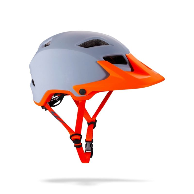 Casque BBB Ore Gris/Orange - BHE-58