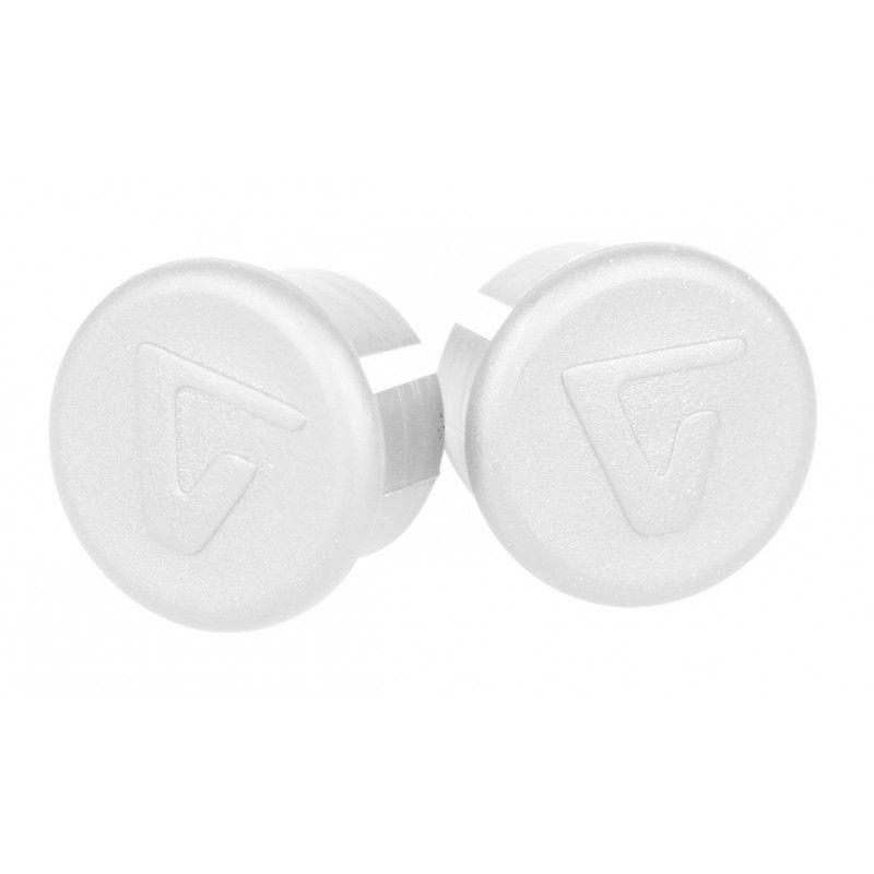 Bouchons de cintre VELOX Blanc (la paire)