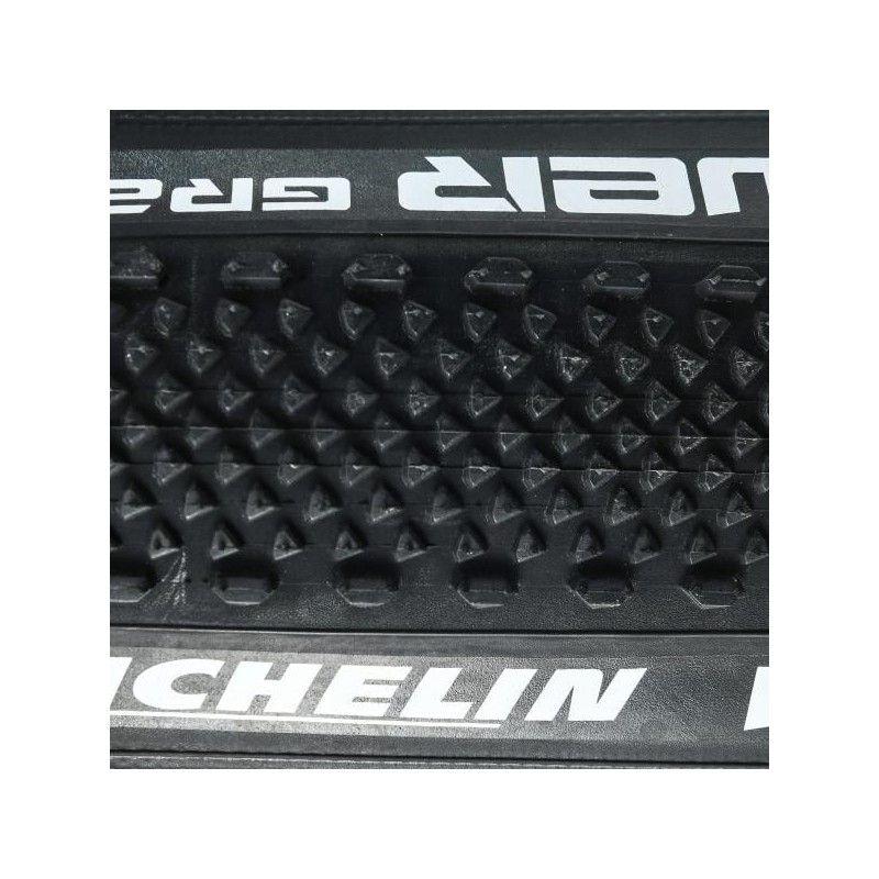 Pneu Michelin Power Gravel 700 x 33C Tubeless Ready TS - 1
