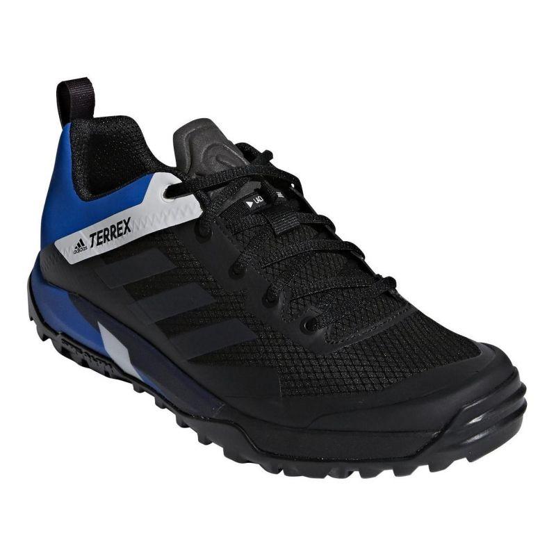 code promo 3bcf2 81d7a Chaussures adidas Terrex Trail Cross Bleu/Noir