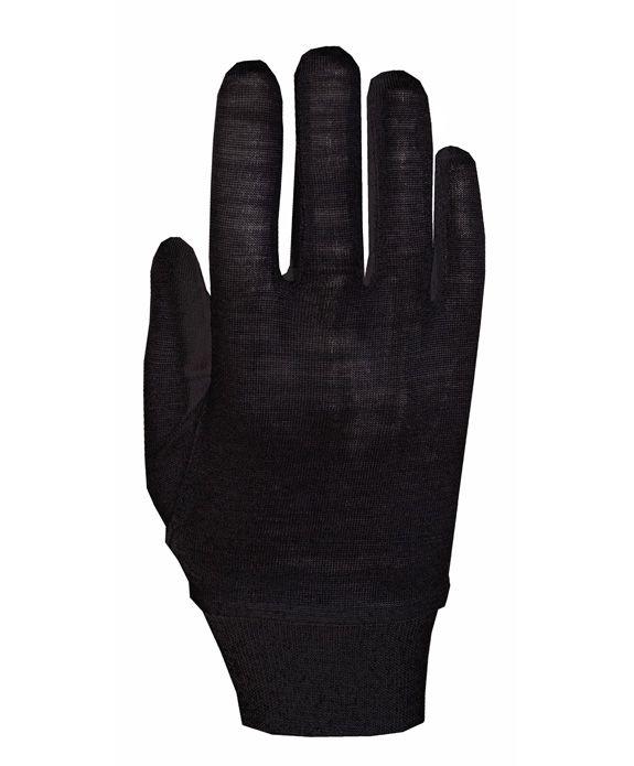 Sous-gants Roeckl Merino Noir