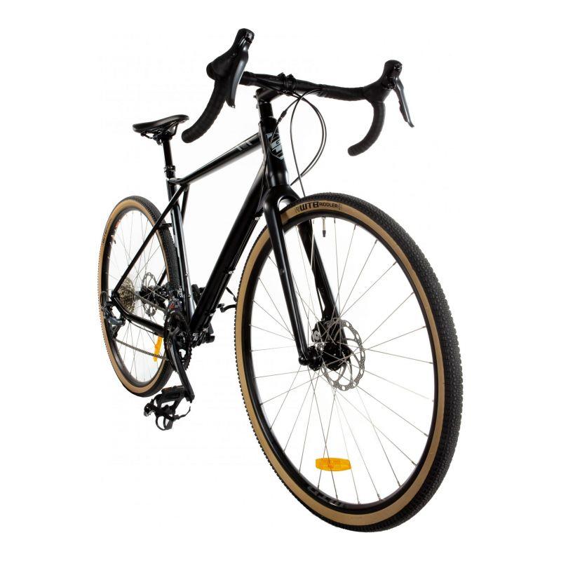Vélo de Gravel GT Grade Élite Shimano Claris Noir 2020 - 1