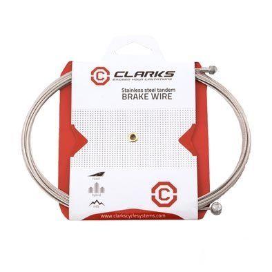 Câble de frein Inox Clarks long 3 m tandem (unité)