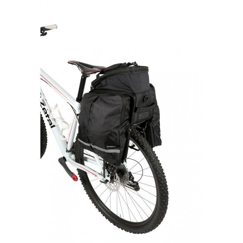 Sacoche porte-bagages Zéfal Z Traveler 80 32 L Noir - 2