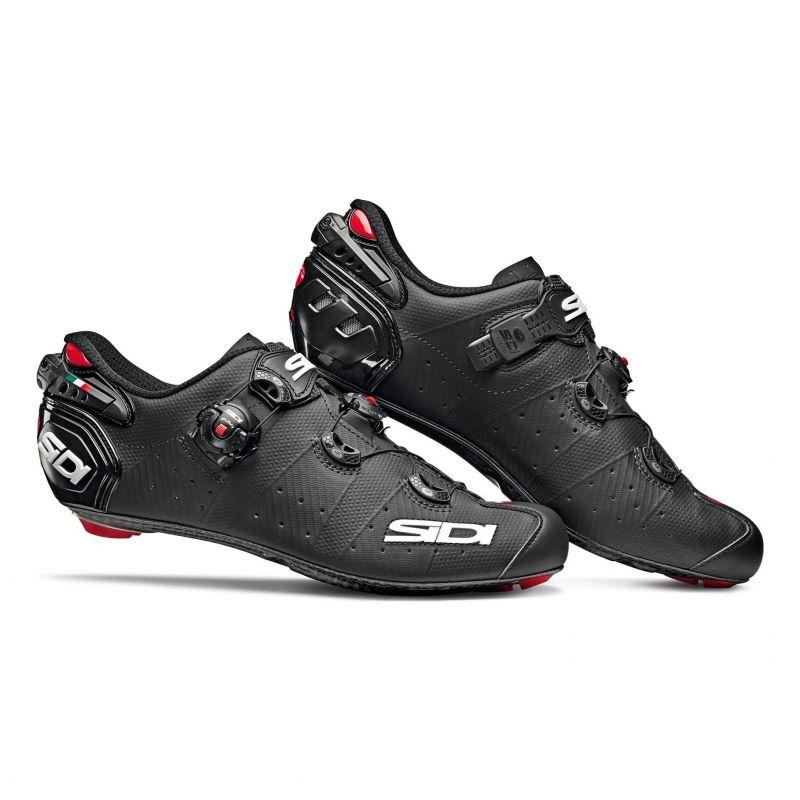 Chaussures Route Sidi Wire 2 Carbon Noir