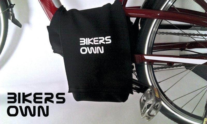 Protection moteur BikersOwn Case4rain Bosch Active Line Noir