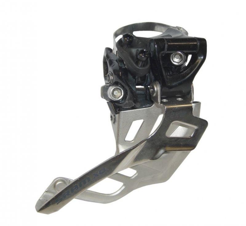 Dérailleur avant SRAM X0 2V Top Pull collier haut 34,9mm