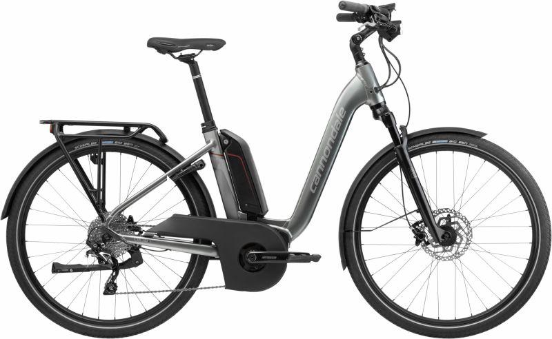 Vélo électrique Cannondale Mavaro Neo City 3 Gris