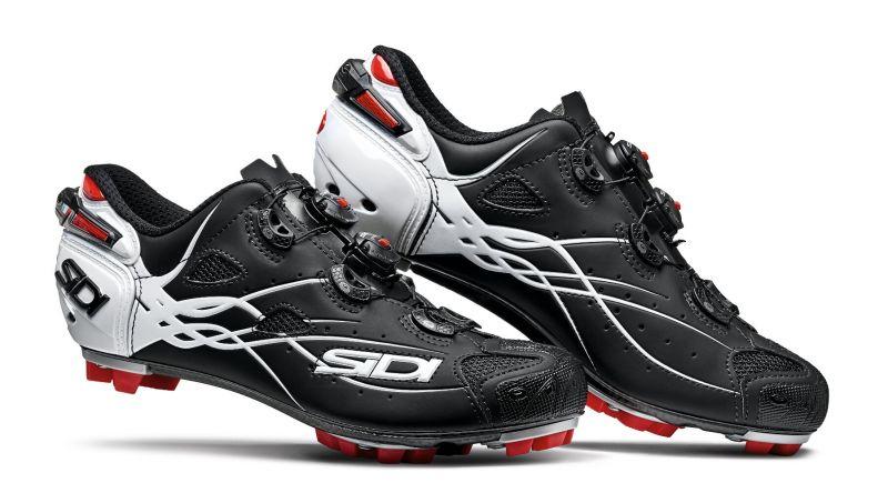 Chaussures Sidi MTB TIGER Noir mat/Blanc