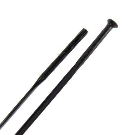 Rayon AR Droit Scope R3c (Sapim CX-Ray 280) Noir