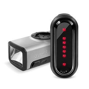 Feux de vélo avant+arrière Garmin Varia Light avec télécommande