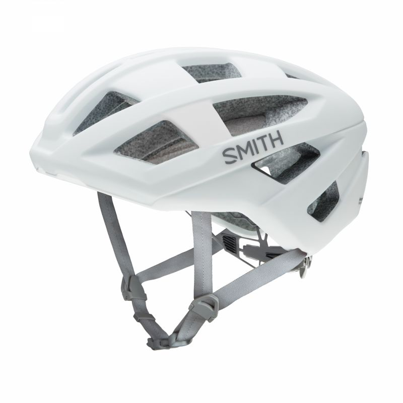 Casque Smith Portal Mat Blanc