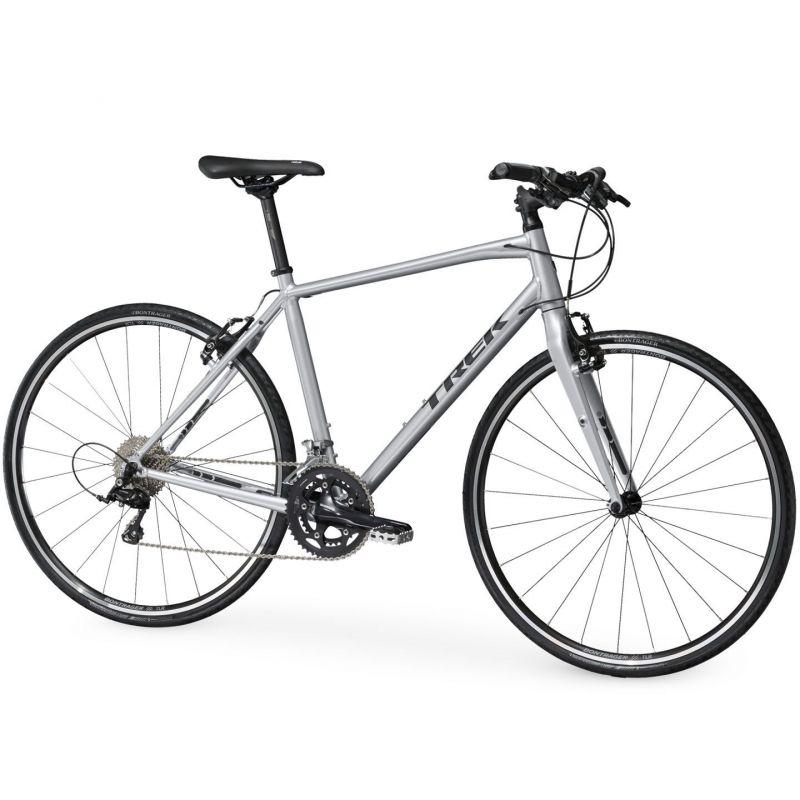 Vélo fitness Trek FX S 4 Gris 2017 - 1