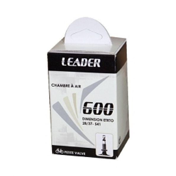 Chambre à air Leader 600 x 28/37A Presta