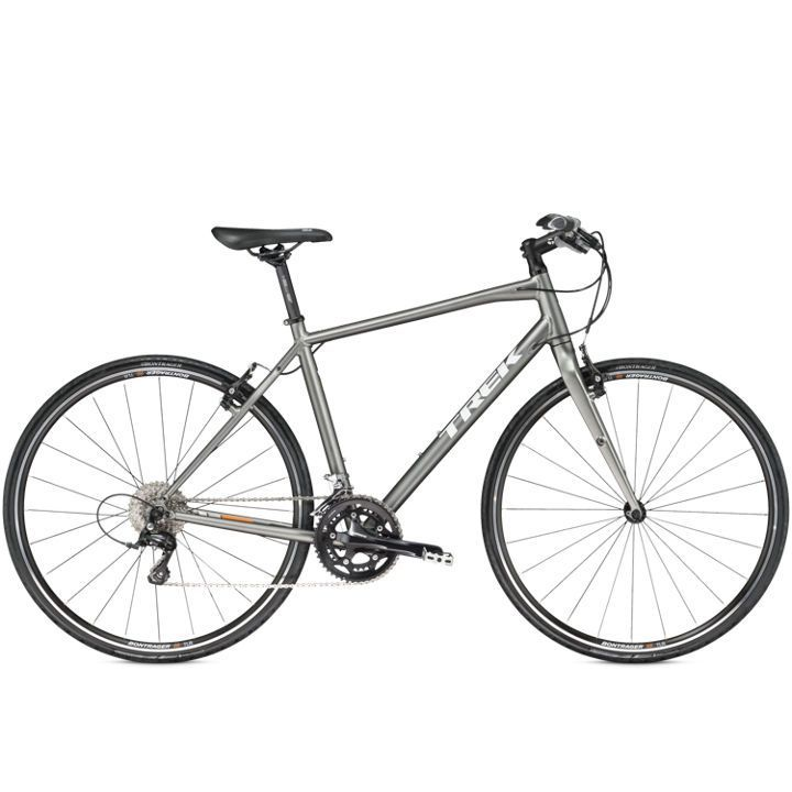 Vélo fitness Trek 7.5 FX (Charcoal) 2016