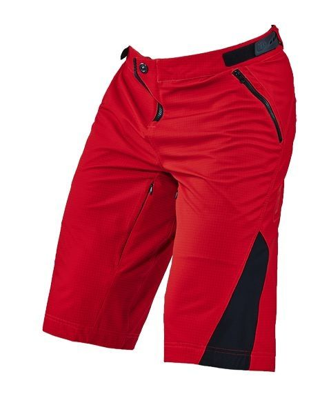 Short Troy Lee Designs Ruckus Ripstop Rouge