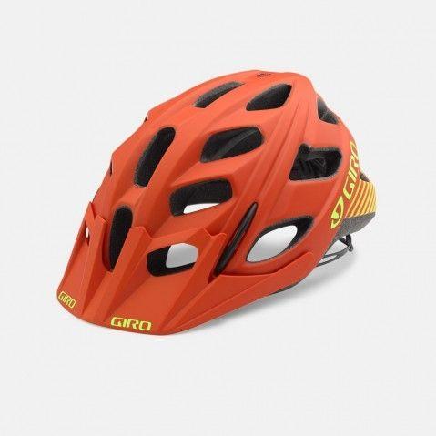 Casque VTT Giro HEX Rouge mat