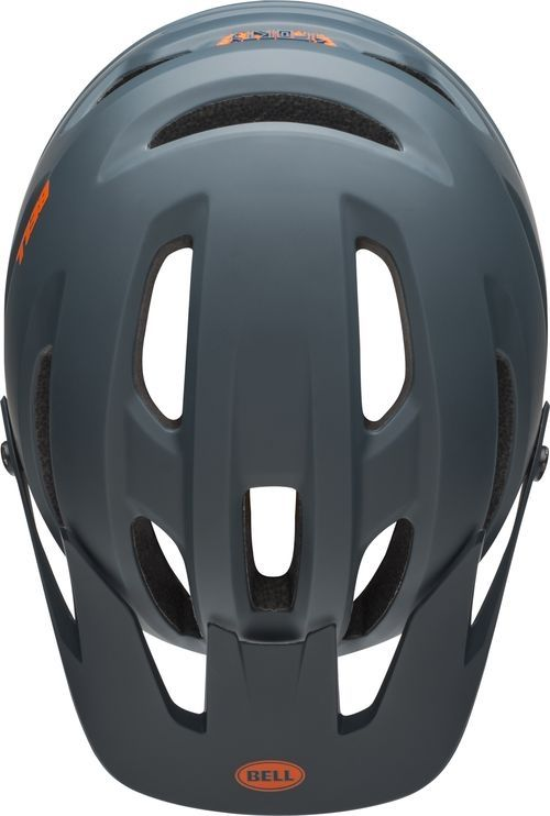 Casque Bell 4Forty Gris/Orange - 4