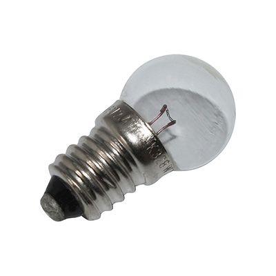 Ampoule Flosser 6V 2.4W E10 avant vélo (boîte de 10) - 1