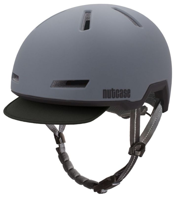 Casque Nutcase Tracer Shaddow Grey (Mat)