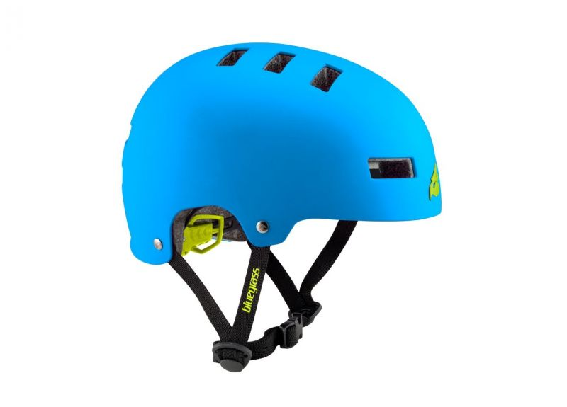 Casque Bluegrass Superbold Cyan mat