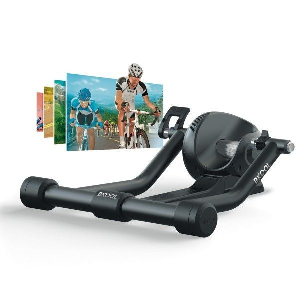 Home trainer Bkool Smart Pro + Simulateur