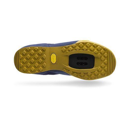 Chaussures Giro Rumble VR Bleu/Gum - 2