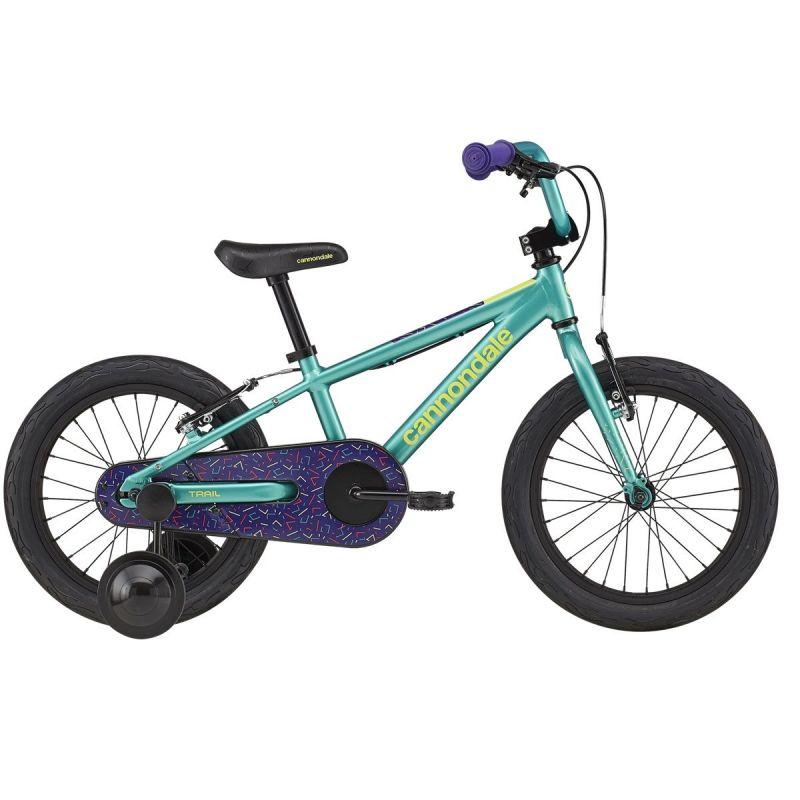 Vélo Enfant Cannondale Trail 16 Vert 2020