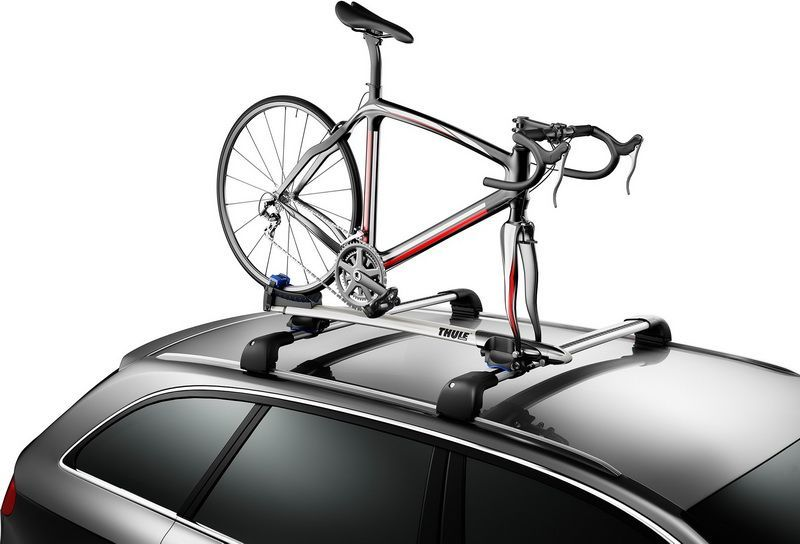porte v lo de toit thule sprint 569 sur ultime bike. Black Bedroom Furniture Sets. Home Design Ideas