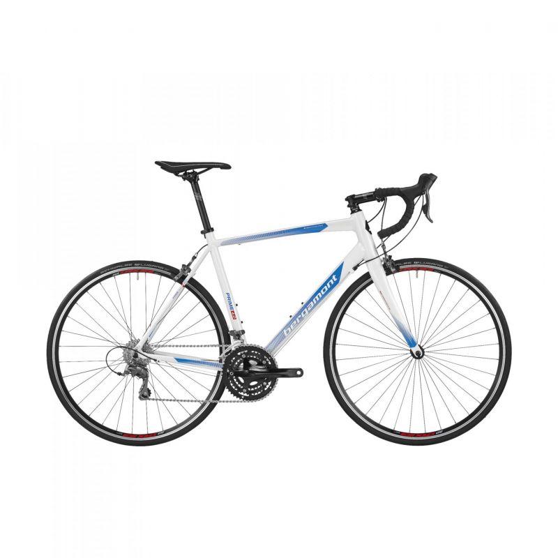 Vélo de route Bergamont Prime 4.0 Blanc/Bleu