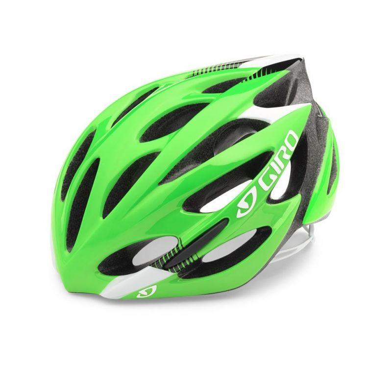 Casque Giro MONZA vert/blanc
