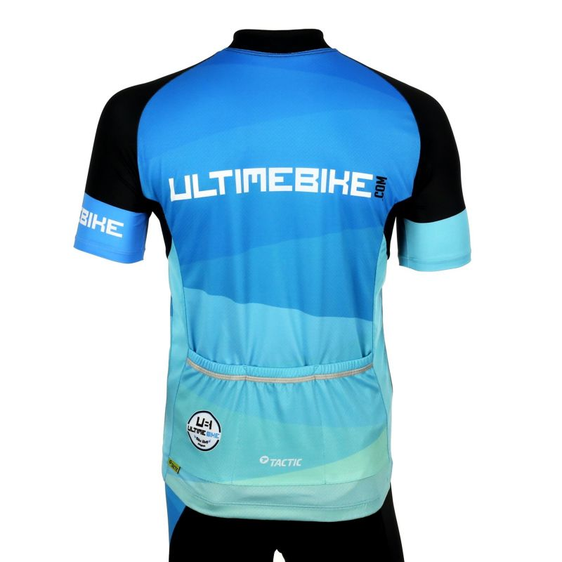 Maillot UltimeBike Team Fit by TACTIC Manches courtes - 1
